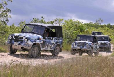 Tours in Cancún and Riviera Maya Off Road Tour Jungle And Kayak