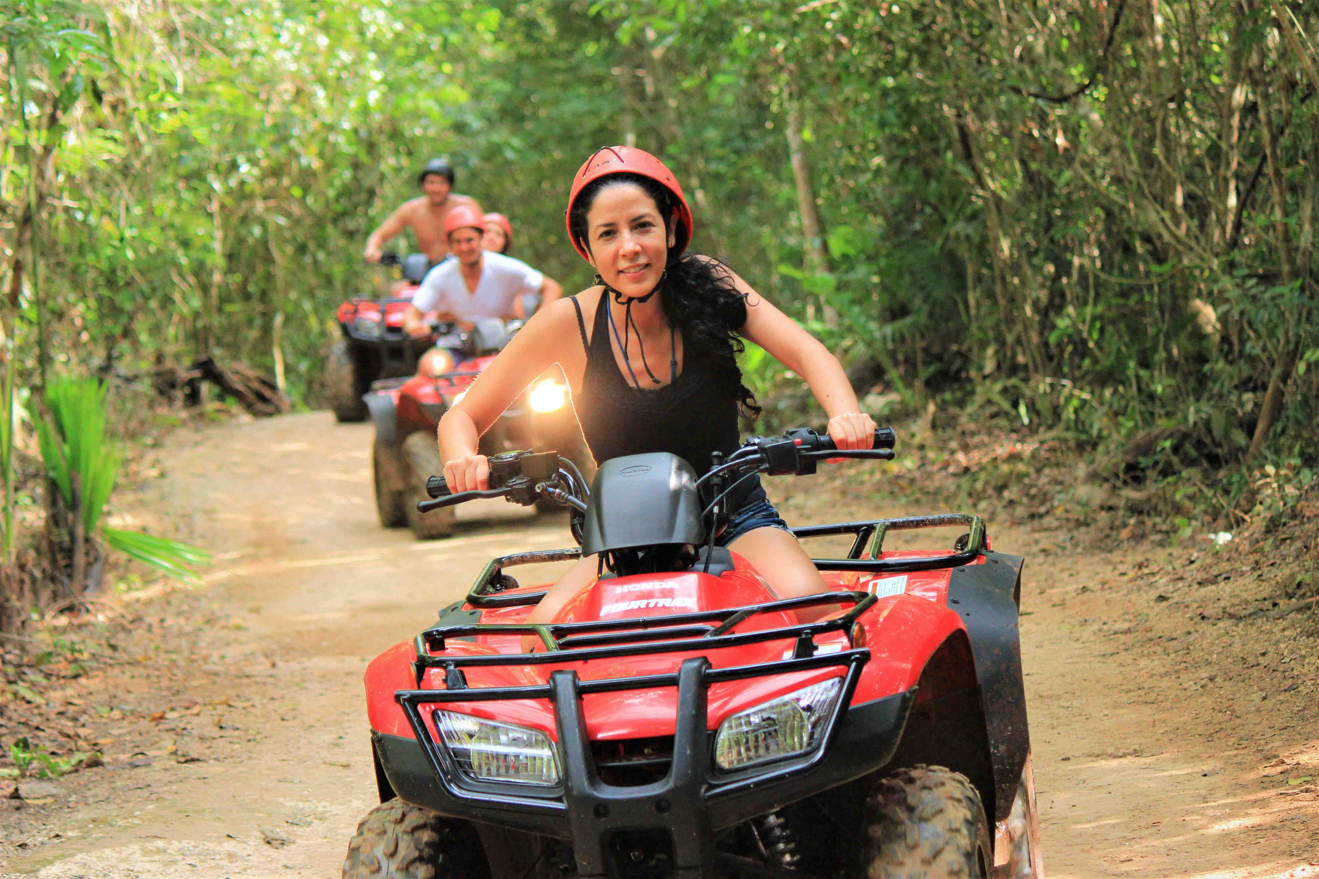 Atv Single And Cenote - Last Minute Tours in Cancún and Riviera Maya