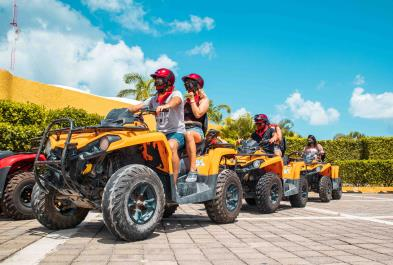 Tours in Cancún and Riviera Maya  Snorkel, Beach And Grill
