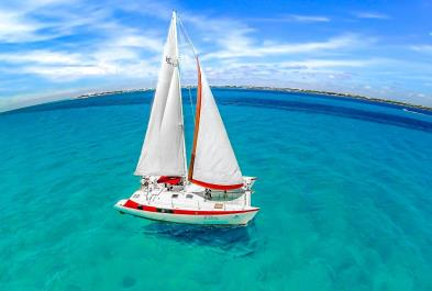 Tours in Cancún and Riviera Maya Isla Mujeres Catamaran Full Experience