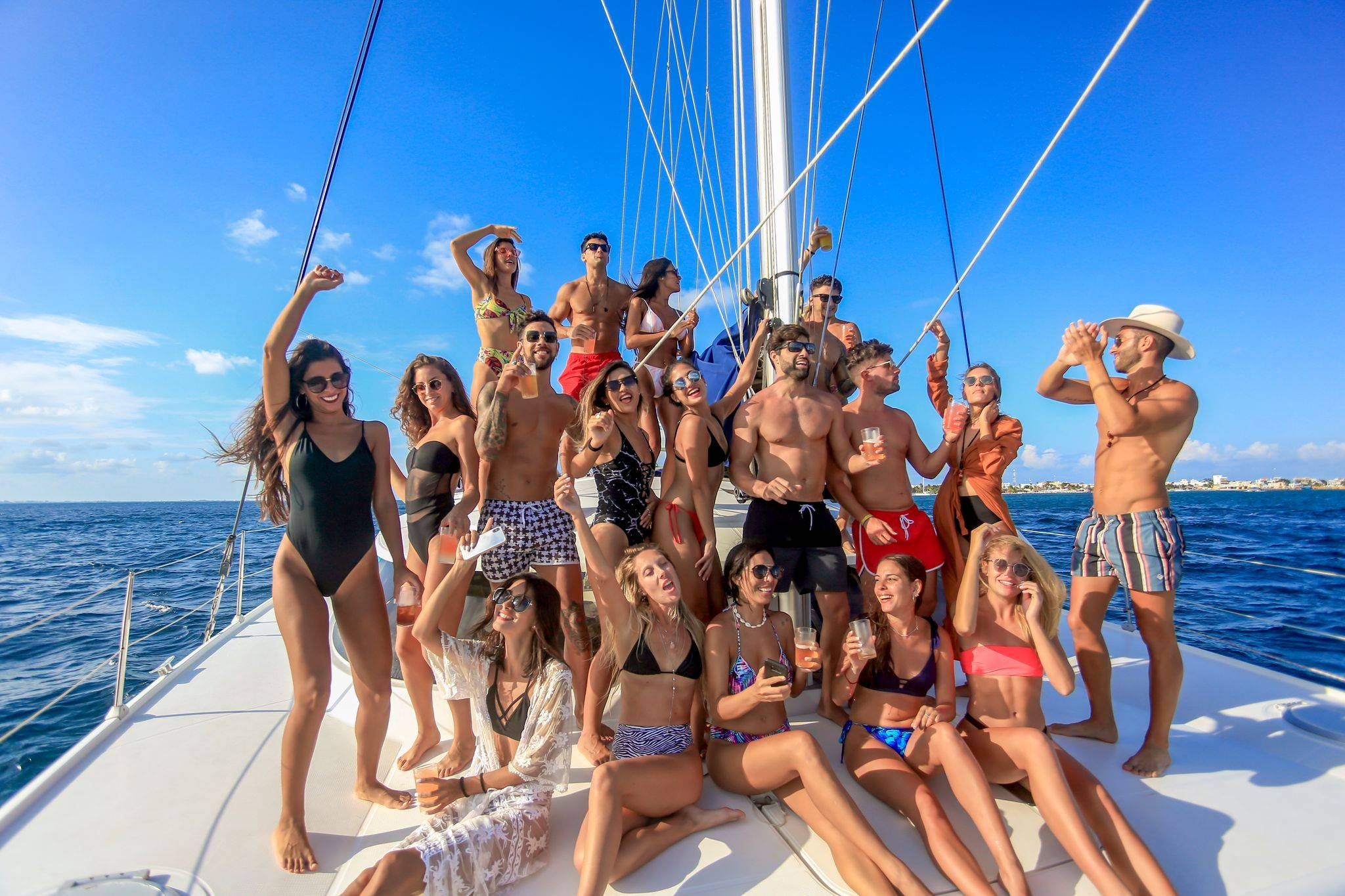 México Travel Solutions Tour Isla Mujeres Privilege