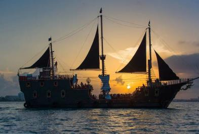 Tours in Cancún and Riviera Maya Jolly Roger Premium