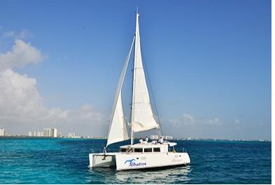 Tours in Cancún and Riviera Maya Albatros Plus