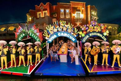 Tours in Cancún and Riviera Maya Xoximilco + Transfer