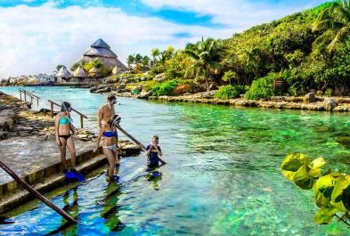 Tours in Cancún and Riviera Maya Xcaret Basic Admission With Transportation