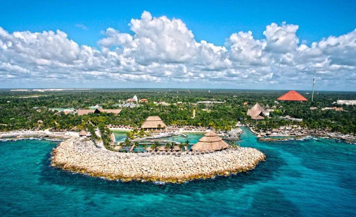 México Travel Solutions Tour Xcaret Cancun Basico