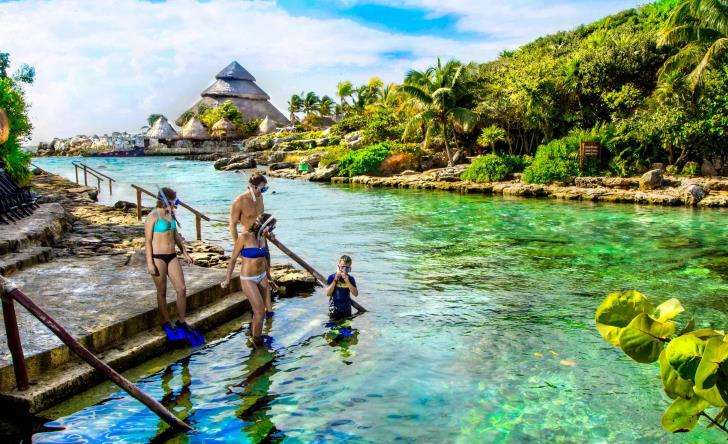 Tour Xcaret Cancun Basico - Last Minute Tours in Cancún and Riviera Maya