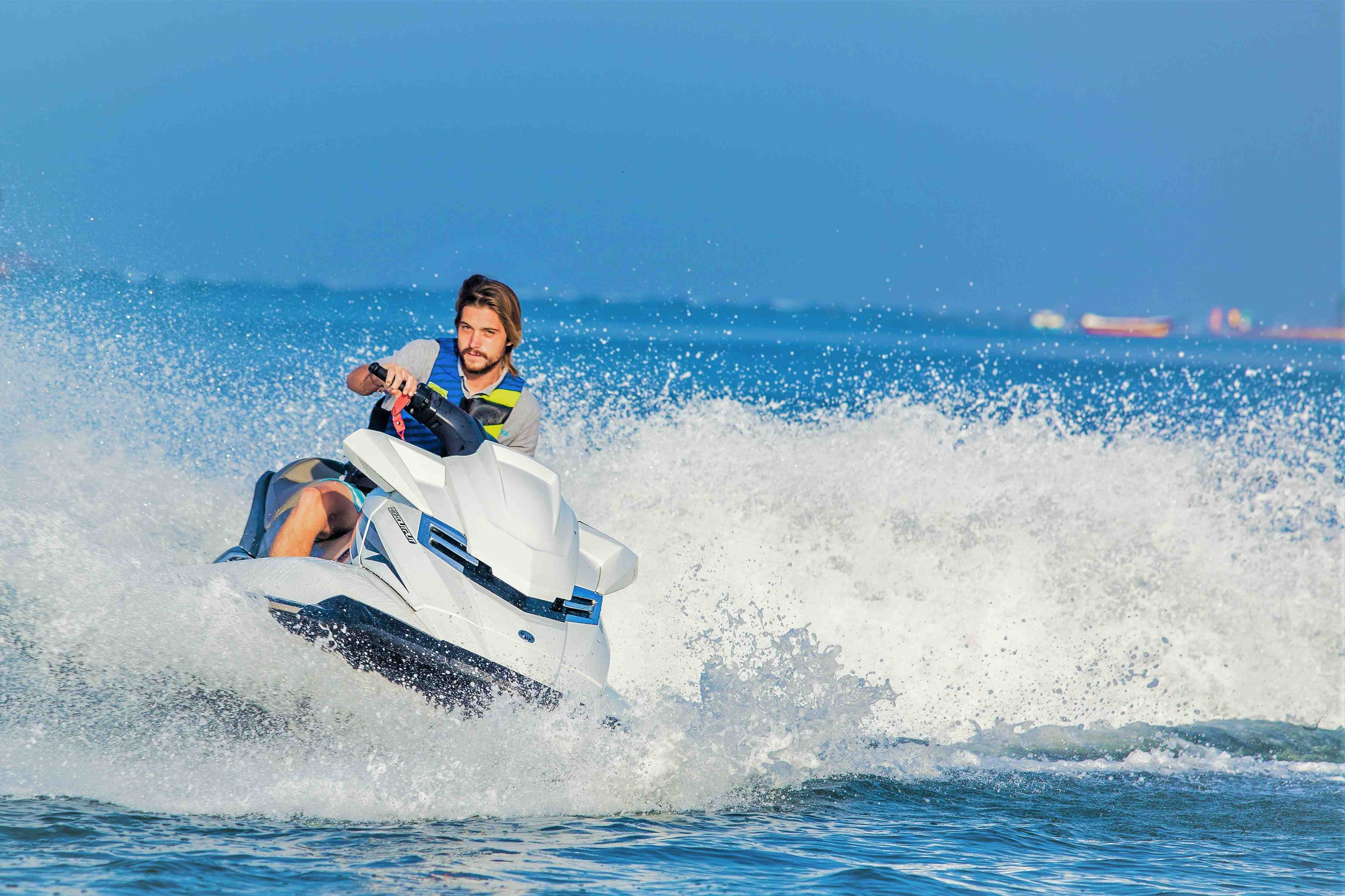 Single Waverunner - Last Minute Tours in Cancún and Riviera Maya