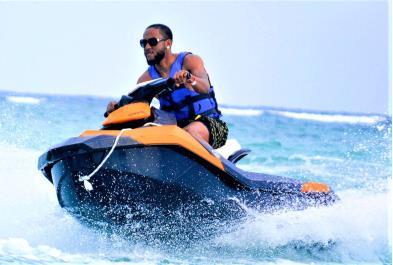Tours in Cancún and Riviera Maya Single Waverunner