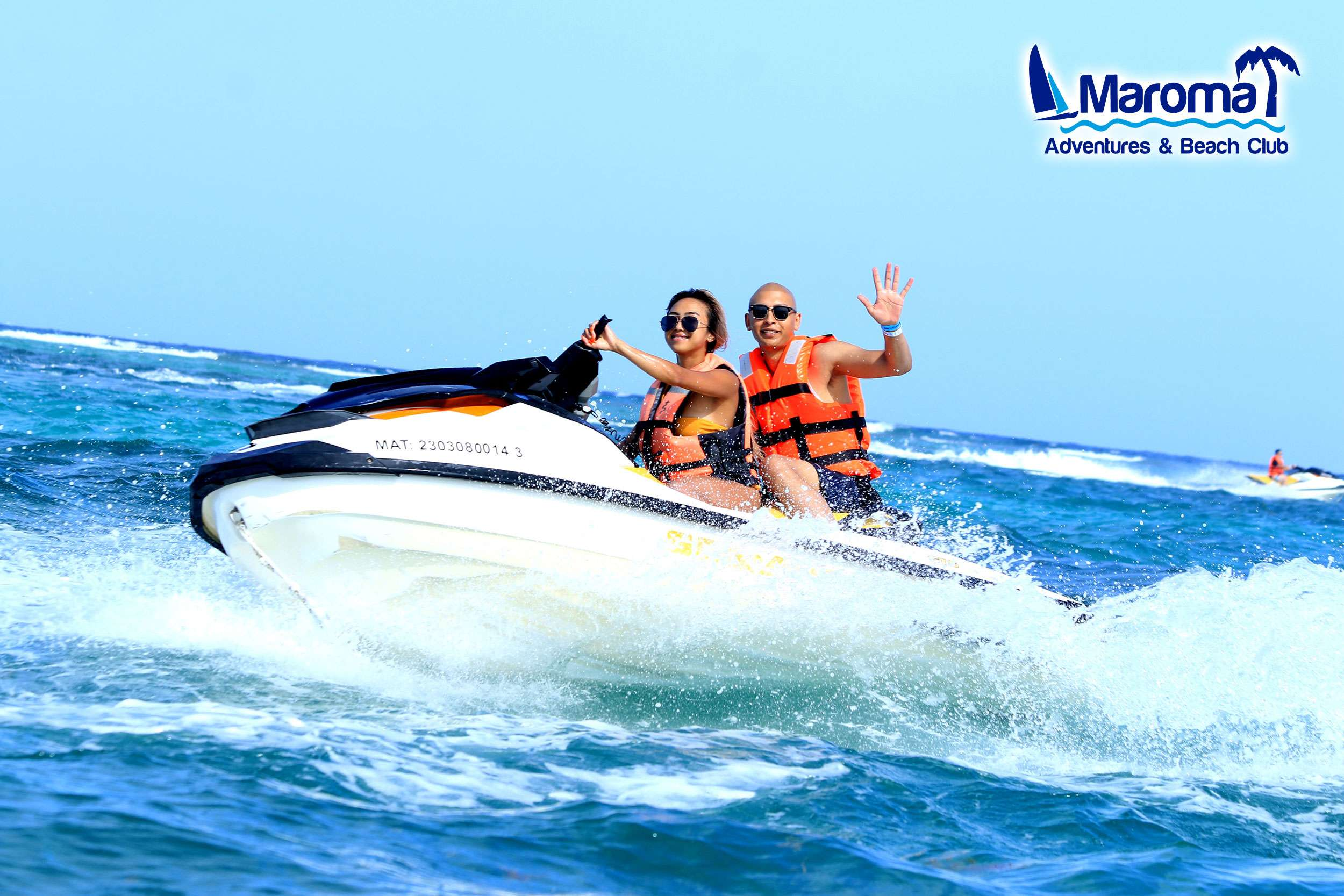 Double Waverunner - Last Minute Tours in Cancún and Riviera Maya