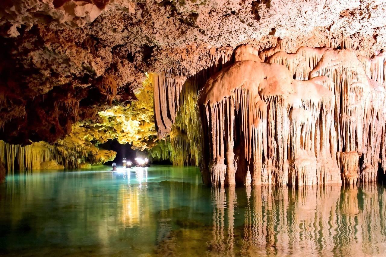 México Travel Solutions Rio Secreto Plus Tour Cancun