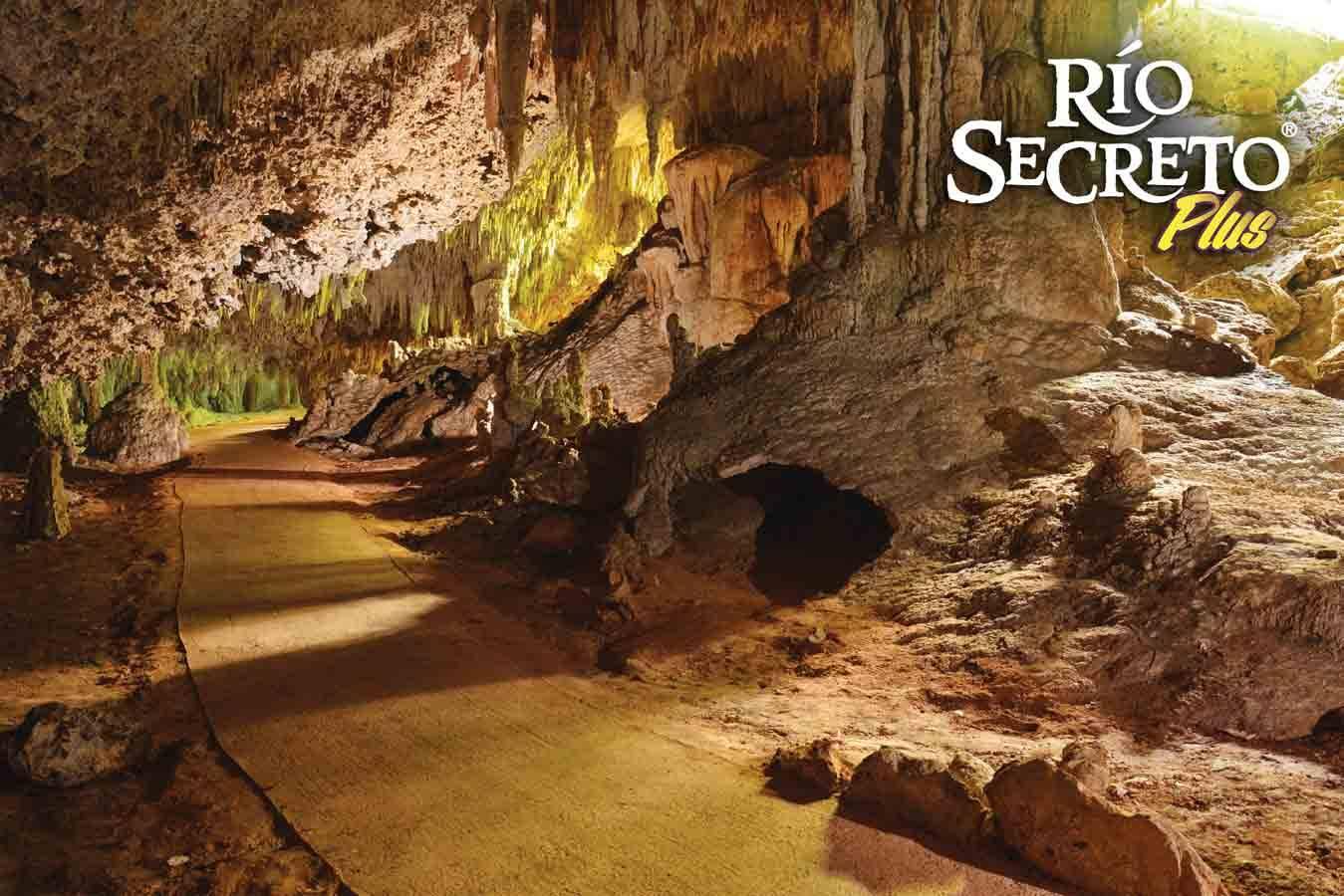 Rio Secreto Plus Tour Riviera - Last Minute Tours in Cancún and Riviera Maya