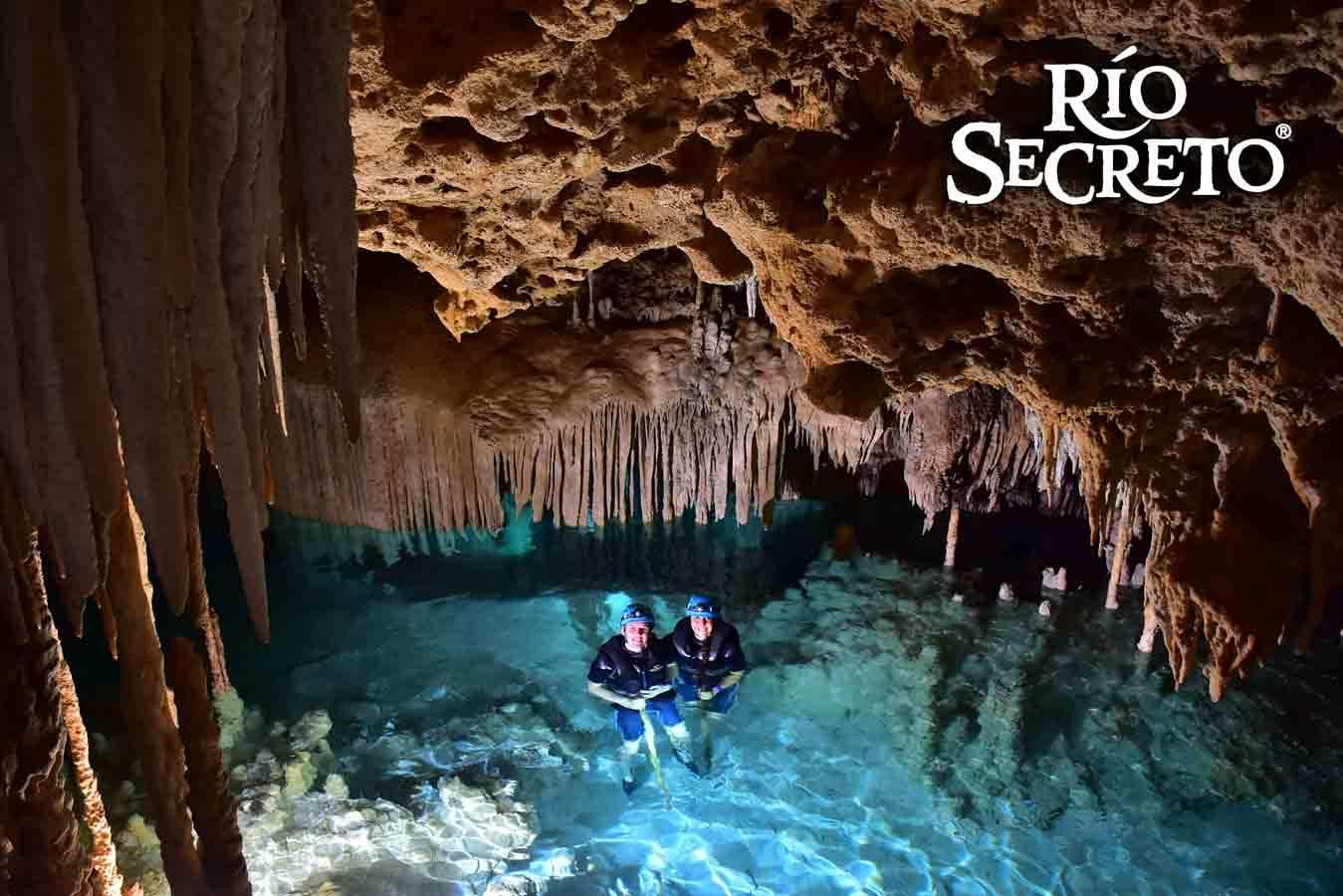 Rio Secreto Regular Tour Riviera - Last Minute Tours in Cancún and Riviera Maya