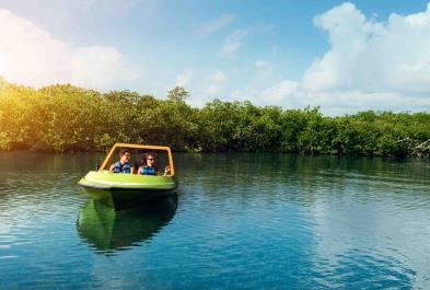 Tours in Cancún and Riviera Maya Jungle Tour Express