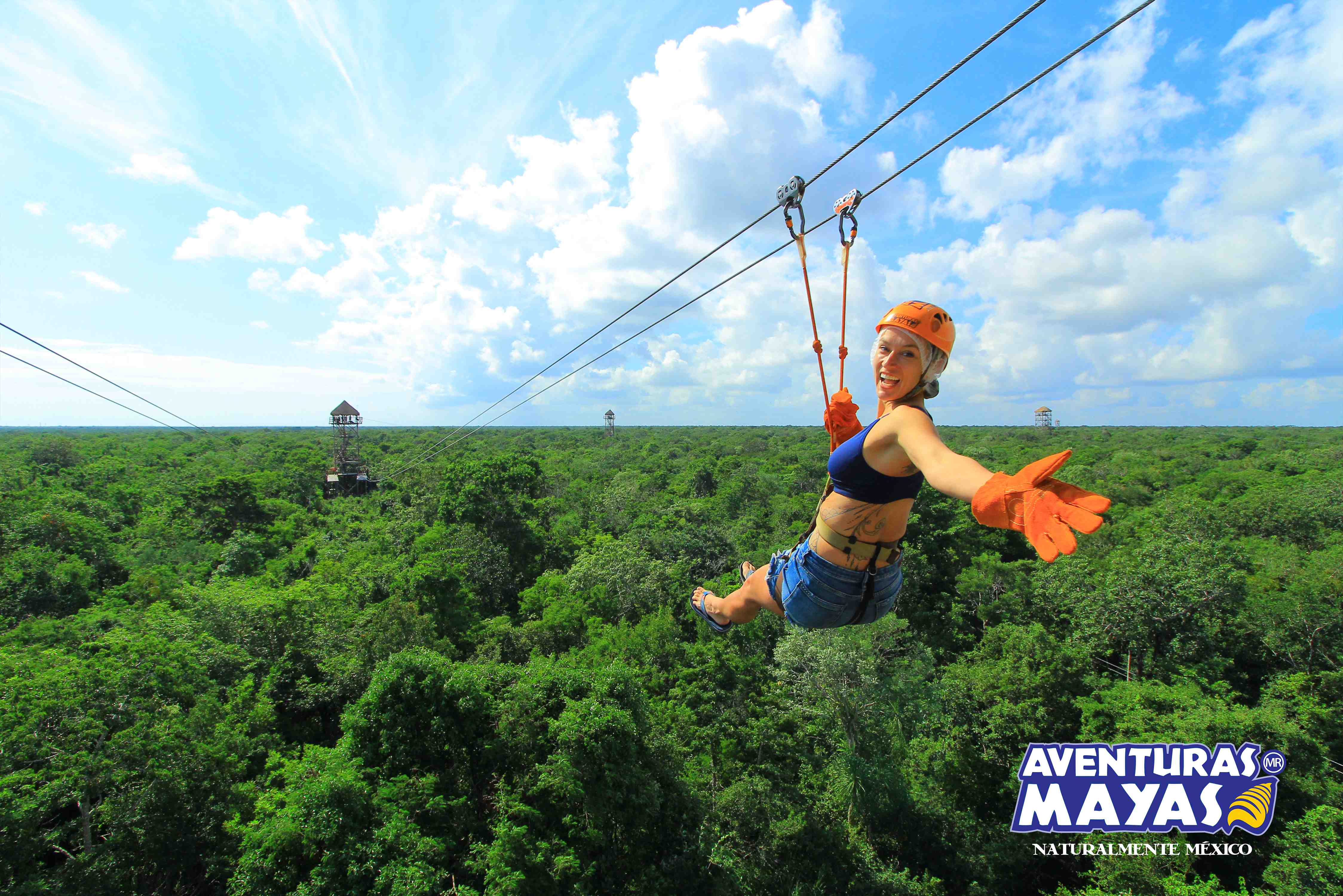 Xtreme Zip-lines And Double Atv Rm - Last Minute Tours in Cancún and Riviera Maya