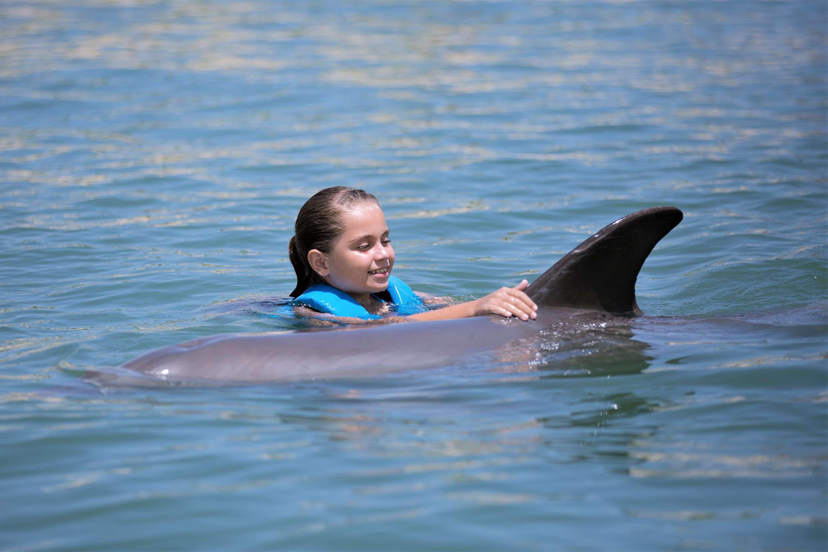 México Travel Solutions Dolphin Splash Punta Cancun